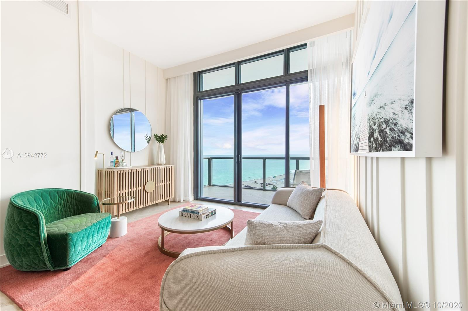 2201  Collins Ave #1409 For Sale A10942772, FL