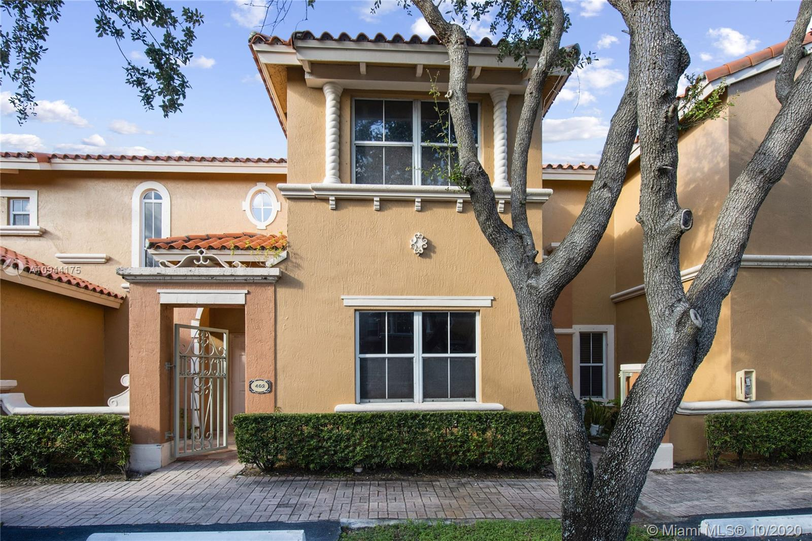 8511 NW 141st Ter #402 For Sale A10944175, FL