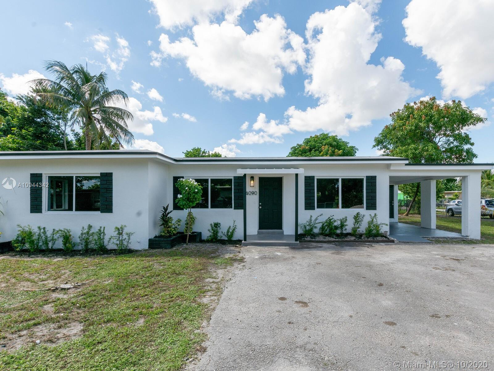 14090 NW 8th Ave  For Sale A10944342, FL
