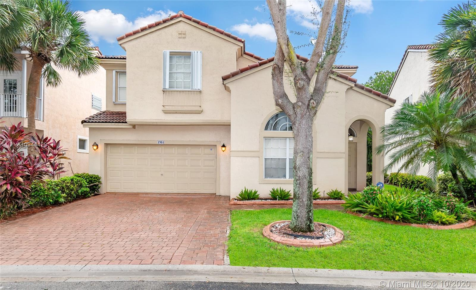 1981 NW 74th Way  For Sale A10944429, FL