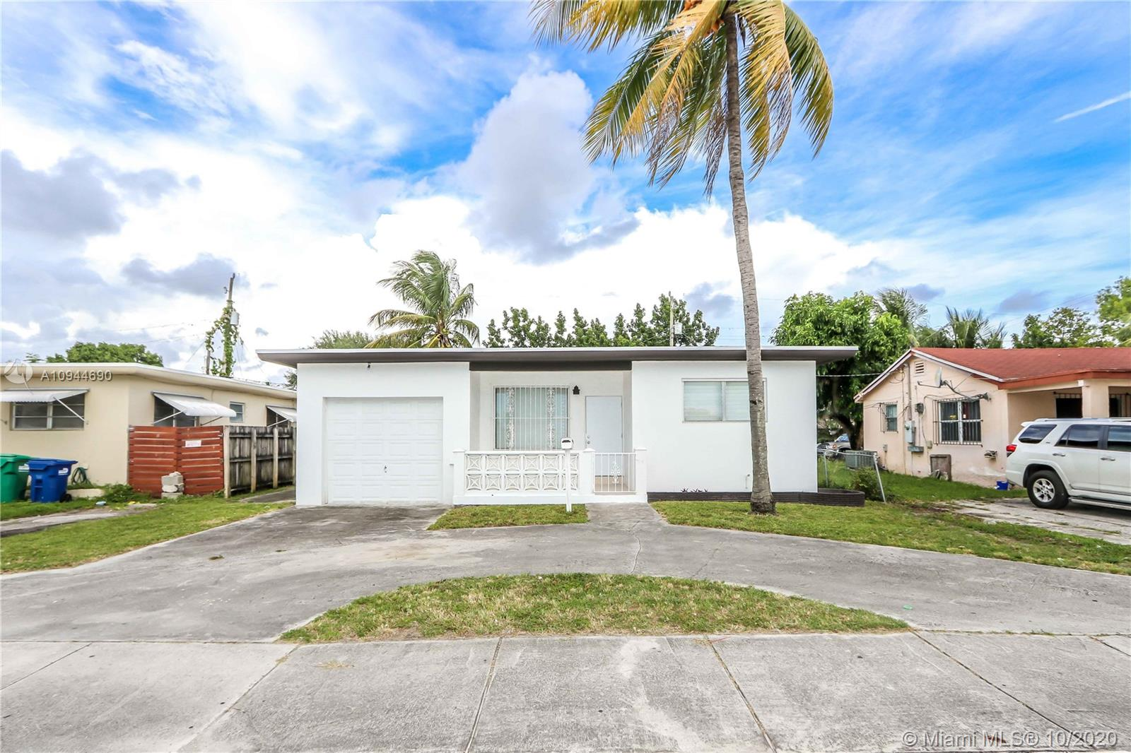 1121 NW 103rd St  For Sale A10944690, FL