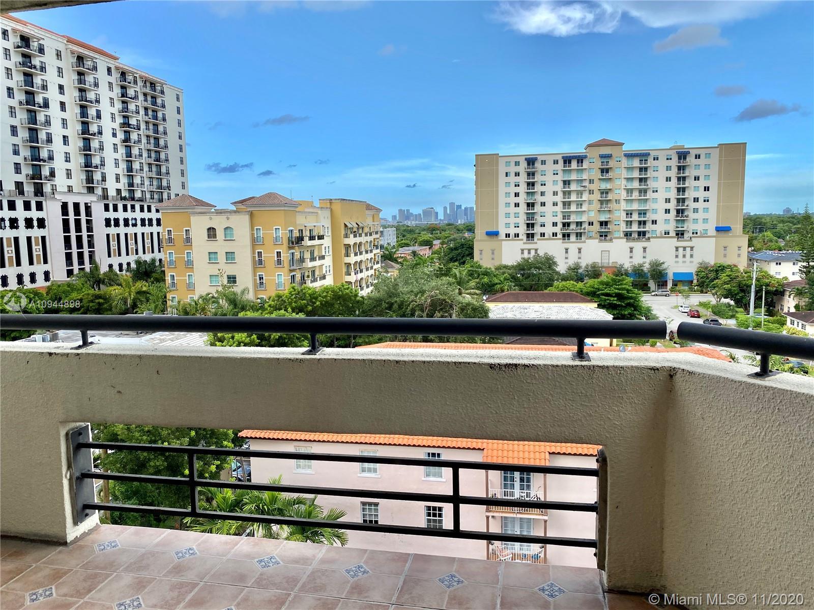 911 E Ponce De Leon Blvd #801 For Sale A10944898, FL
