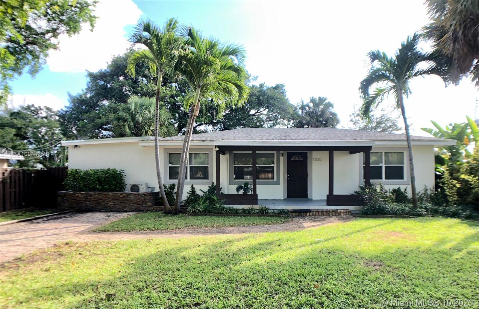 1020 NW 4th Ave  For Sale A10944959, FL