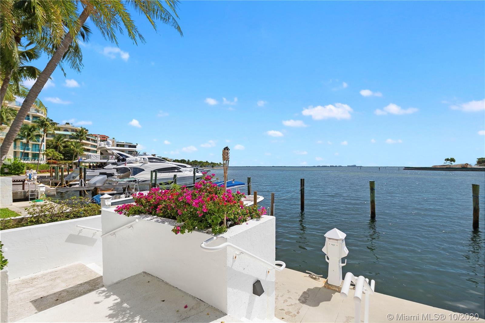 1600 S Bayshore Ln #4B For Sale A10944796, FL