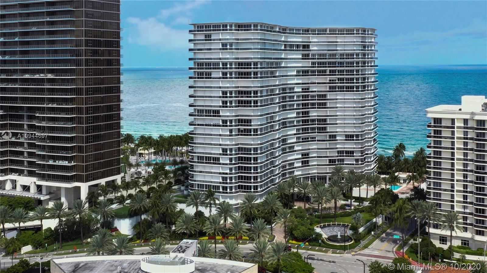 9601  Collins Ave #702 For Sale A10944697, FL