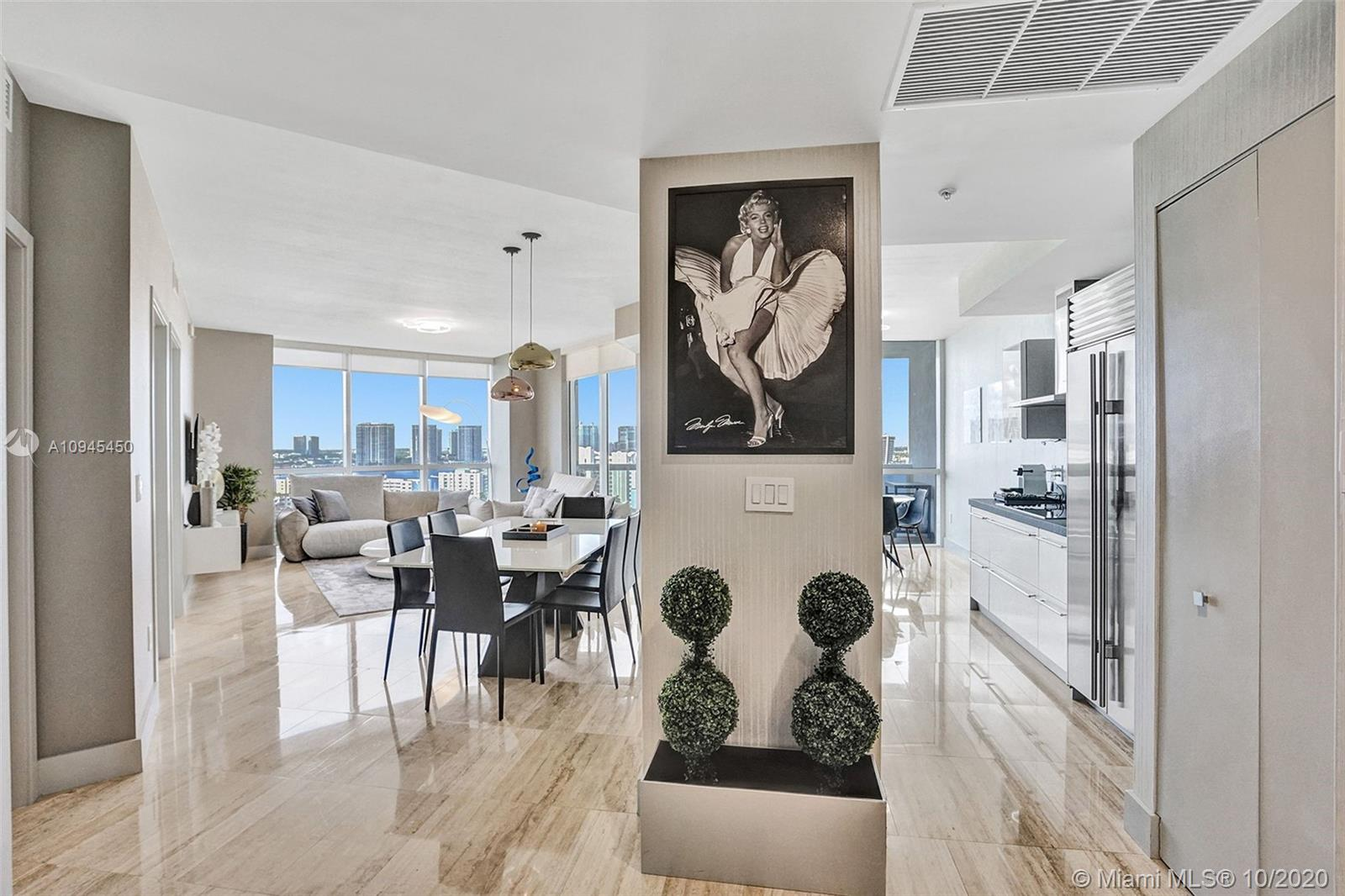 18201  Collins Ave #1701A For Sale A10945450, FL