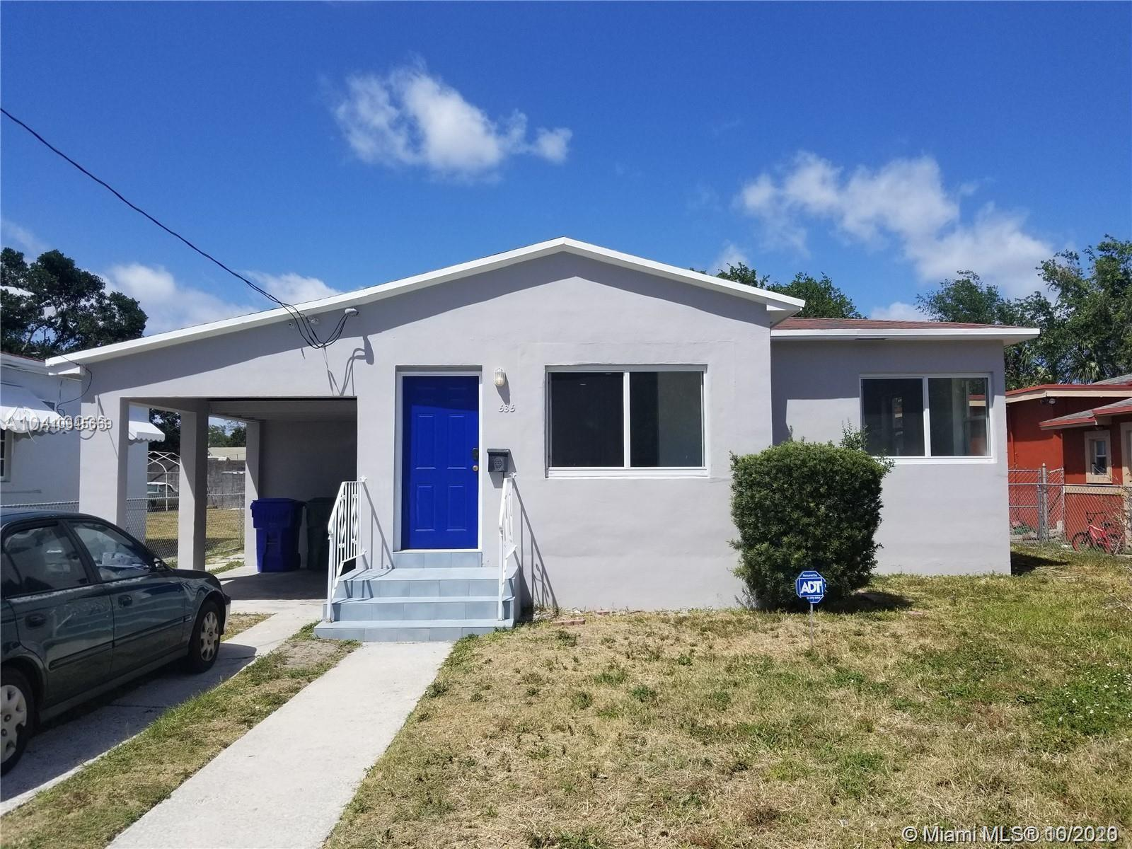 535 NW 53rd St  For Sale A10945669, FL