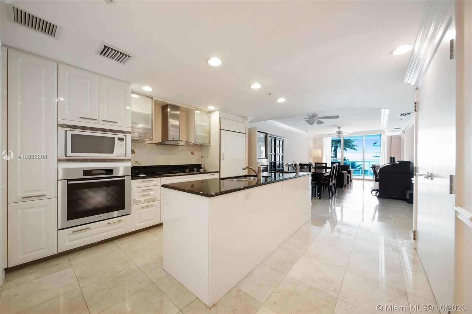3801  Collins Ave #502 For Sale A10932808, FL