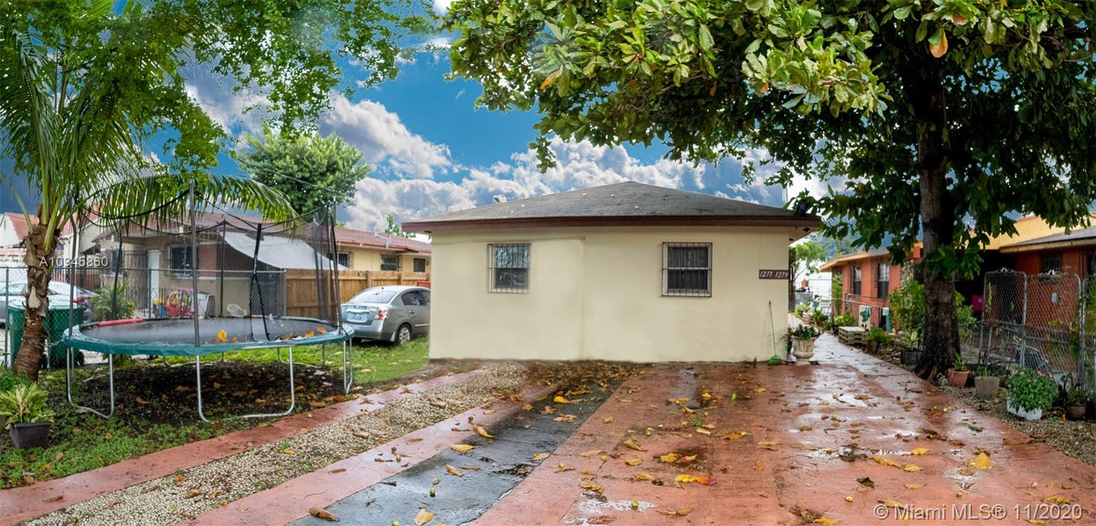 1277 NW 28th St  For Sale A10945860, FL