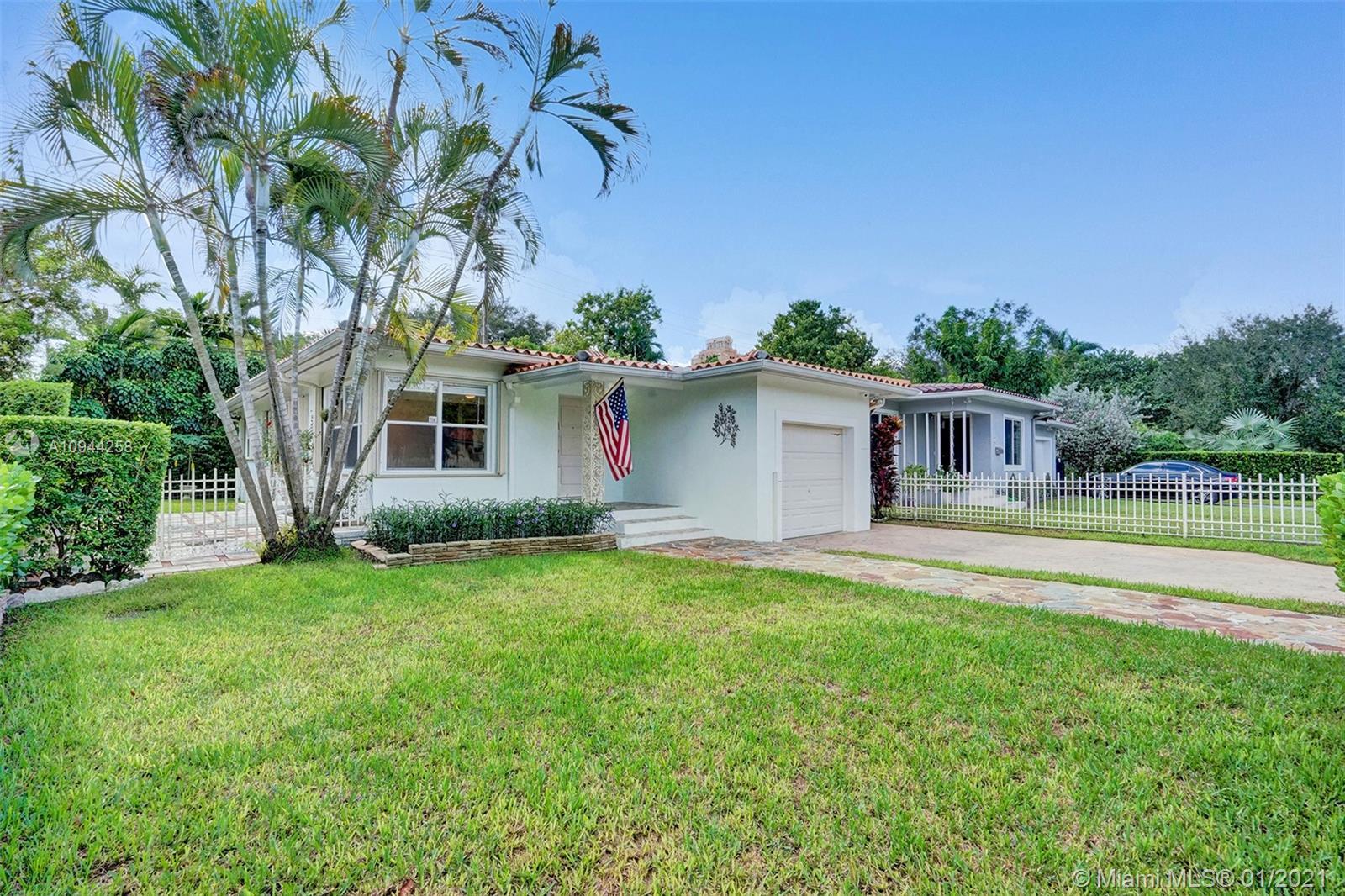 500  Giralda Ave  For Sale A10944258, FL