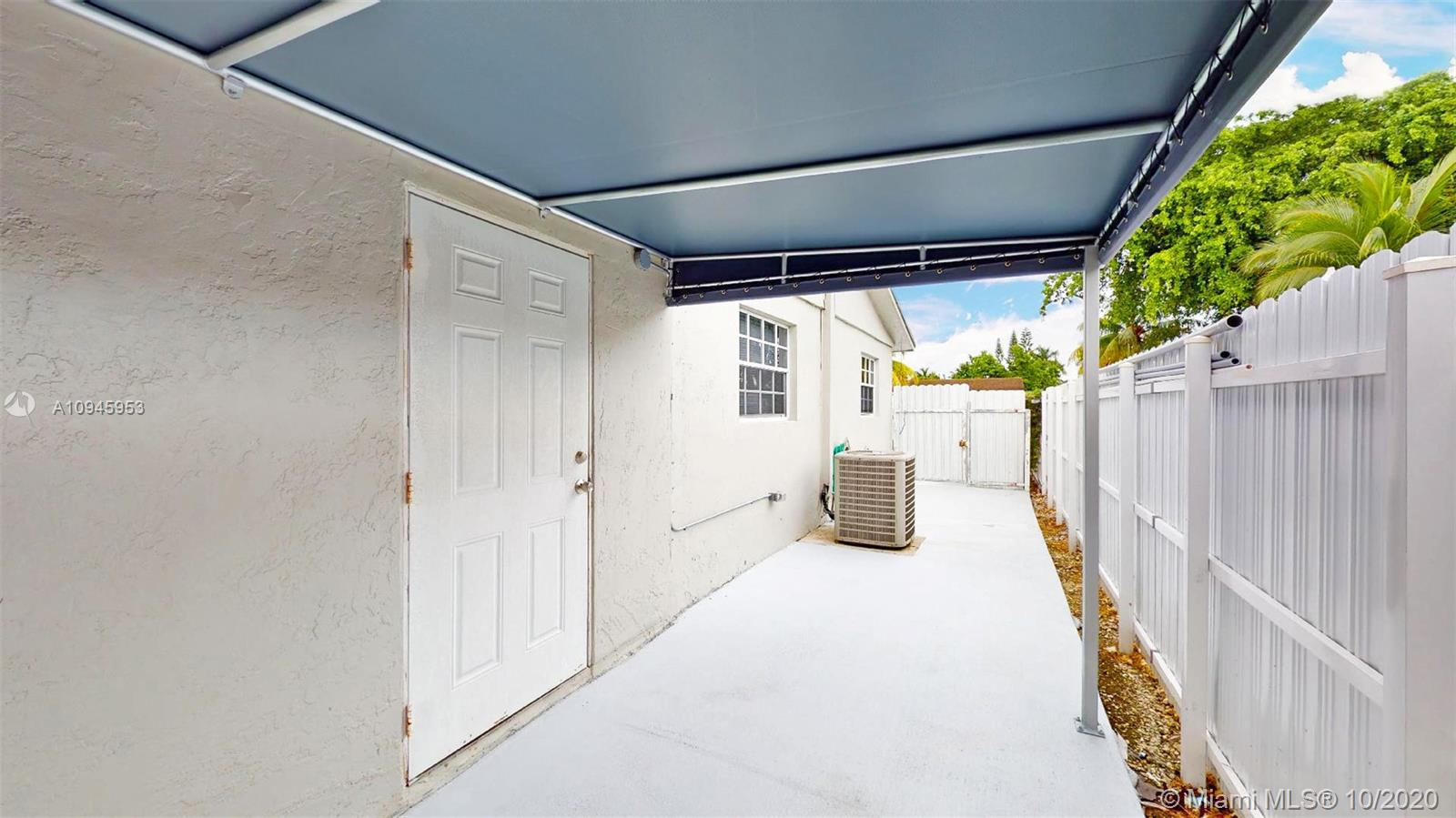 Cozy 1 Bedroom 1 Bathroom  in great location near shopping centers, restaurants, and major highways. The interior offers ceramic tile floors throughout, new kitchen with new appliances, updated bathroom, washer & dryer, updated bathroom, large bedroom, custom closet, and new AC unit. The exterior offers a private & covered entrance with personal driveway. MOVE IN READY! WILL NOT LAST!  Rent includes Power, Water, & Lawn cut.