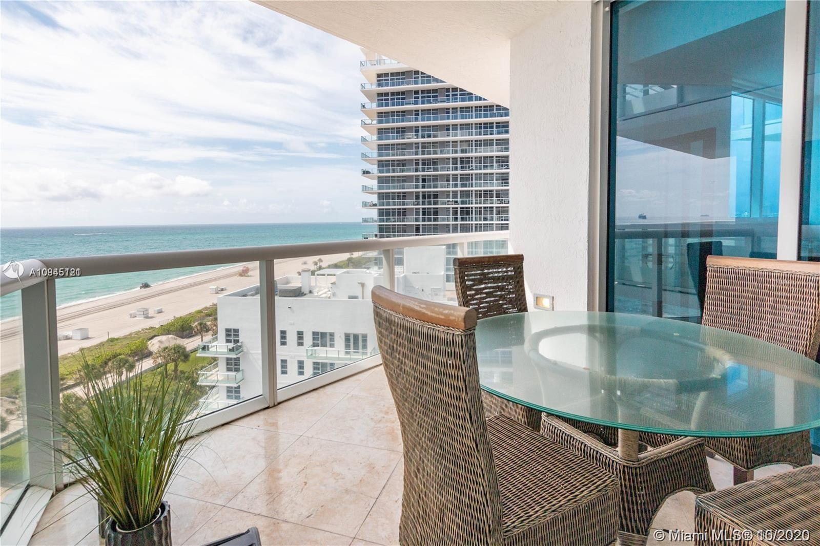 3801  Collins Ave #1102 For Sale A10945121, FL