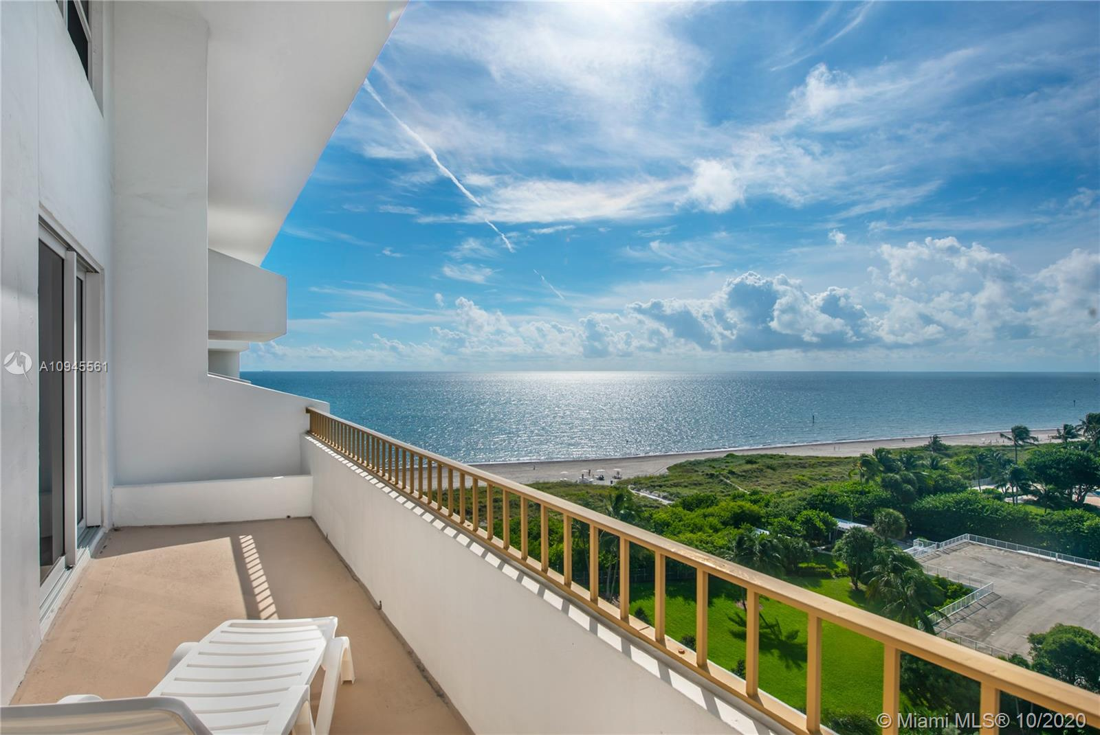 177  Ocean Lane Drive #1109 For Sale A10945561, FL