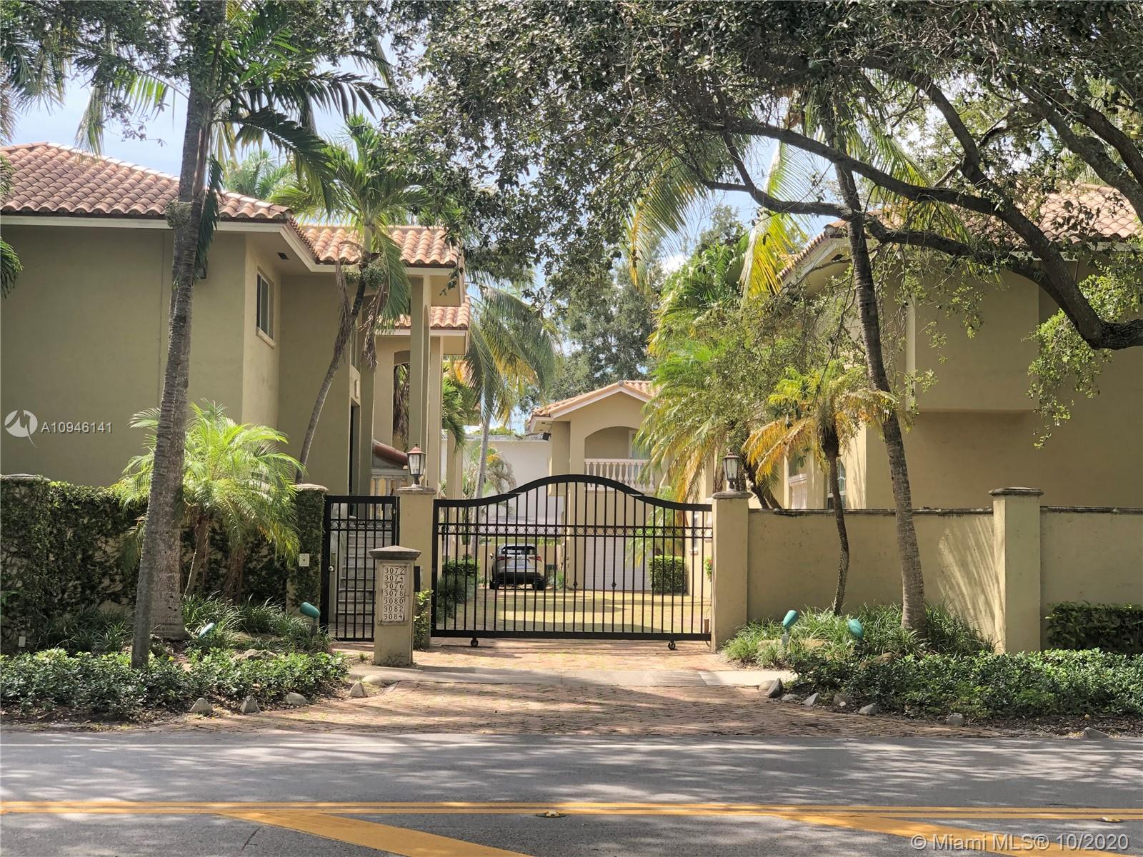 3082  Bird Ave #6 For Sale A10946141, FL