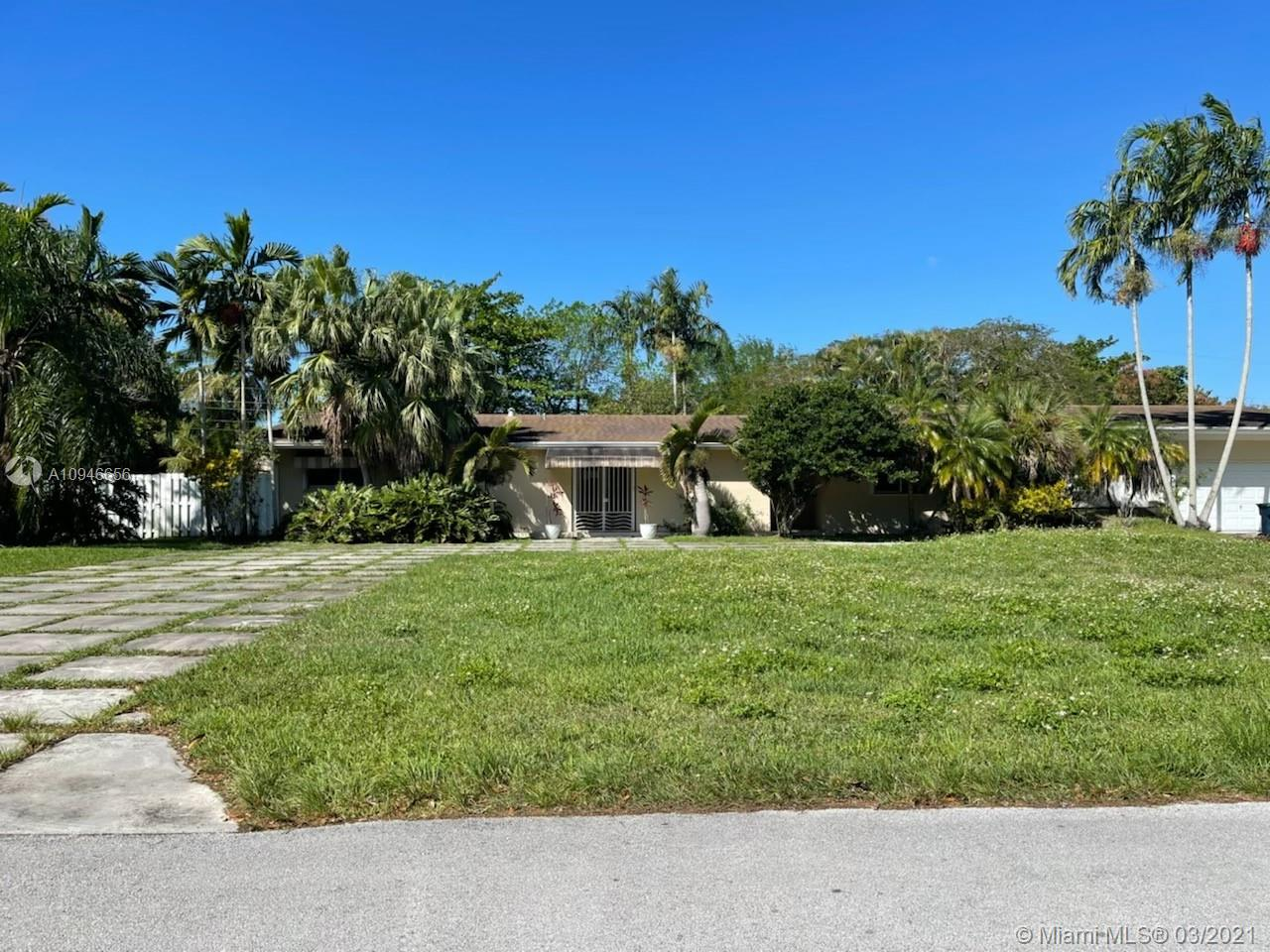 A wonderful opportunity to own a house in a fantastic location, an excellent neighborhood in a quiet street. The property is located in a huge 34,412sf. lot. The house features 4 bedrooms, a separate office, 3 full bathrooms, 2 cars garage, an ample driveway, a beautiful back yard with fruit trees, and a big pool. Open floor plan for kitchen, living room, and formal dining room. The property has a separate huge family room. The property is currently rented, with an excellent tenant. The lease is until 12/2022.  Please call for details.
