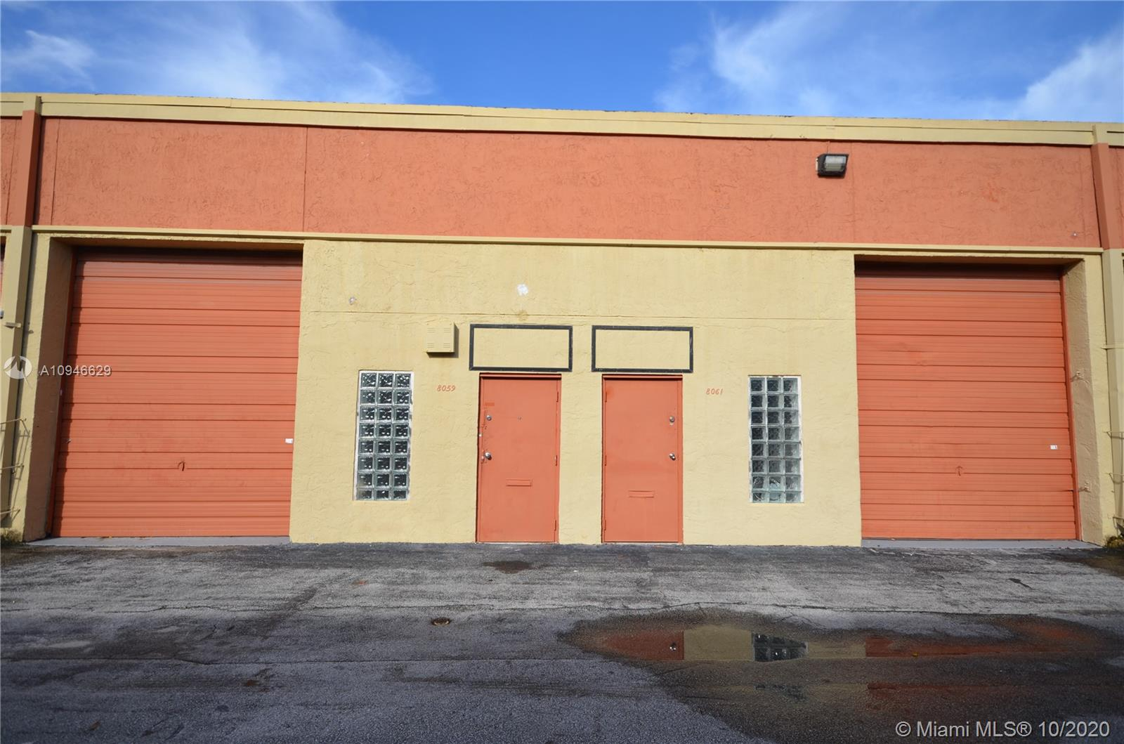 8051 NW 54th St #8059-8061 For Sale A10946629, FL