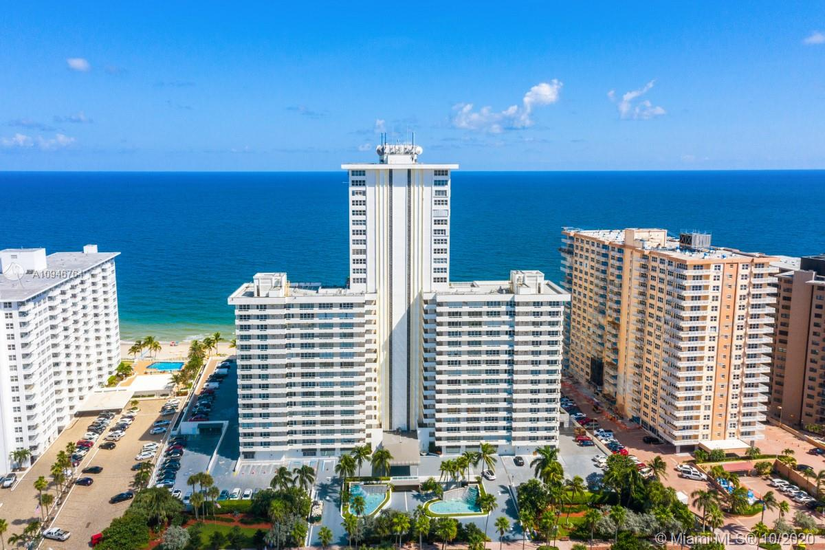 Ocean front condo with exceptional views