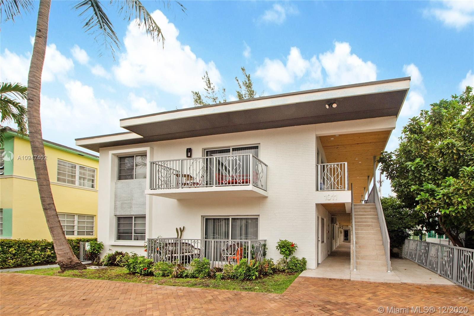 1011  Euclid Ave  For Sale A10947402, FL