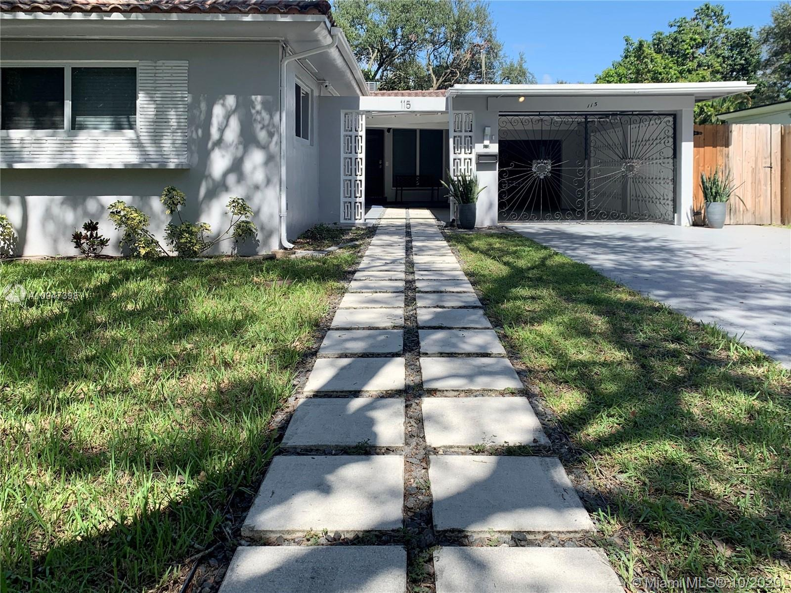 115 NE 88th St  For Sale A10947398, FL