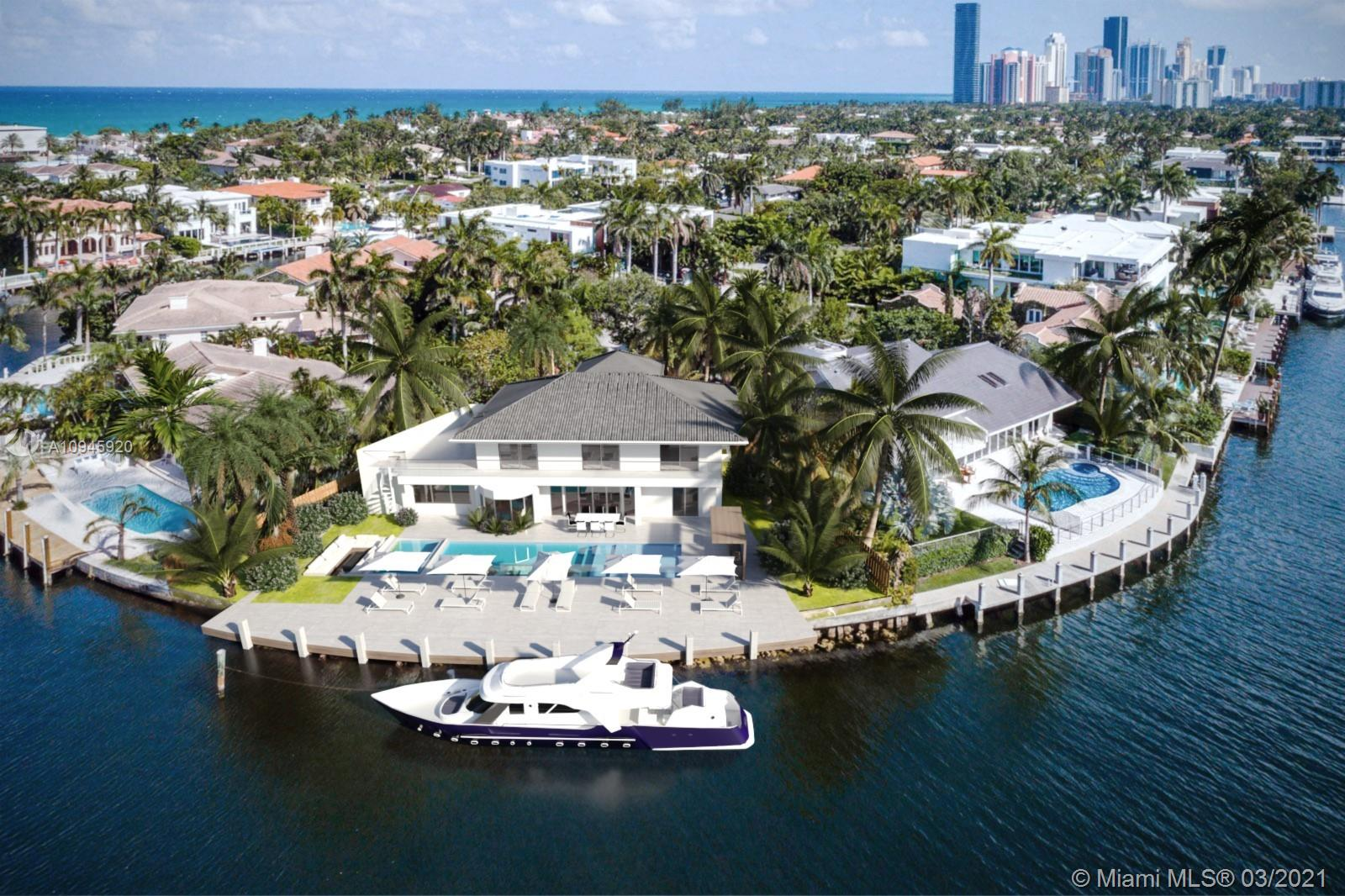447  Center Island Dr  For Sale A10945920, FL