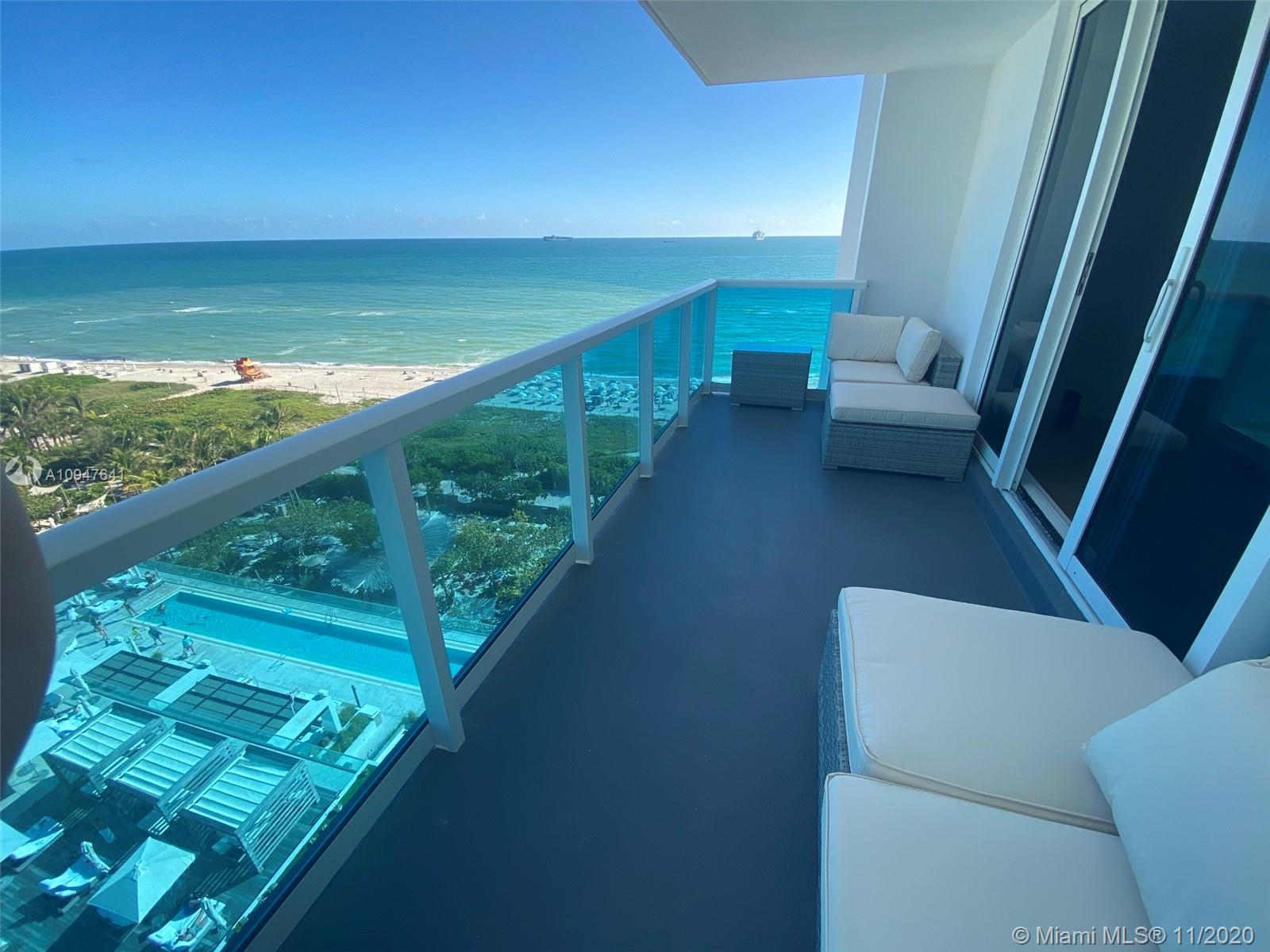 2301  Collins Ave #1110 For Sale A10947641, FL