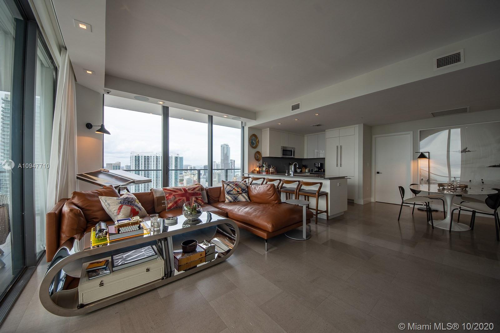 Call Brickell City Centre home at this luxurious 3 bedroom/3.5 bath at Rise. Overlook the city and experience breathtaking sunsets from the 29th floor in this spacious 1664 sqft residence. Sit back & relax at the 6th floor amenity desk with a pool & hot tub, pergola with swings, BBQ area, outdoor kids' playground, indoor kids' playroom, fitness center with complimentary classes, and spa with hammam. The 7th floor feature a social room & business center. Parking is never a problem at Brickell City Centre.  This residence includes 1 self parking space, 1 valet space, and up to 4 complimentary guest valet per day (overnight not included). Call today to book your tour, virtual & in-person are available.