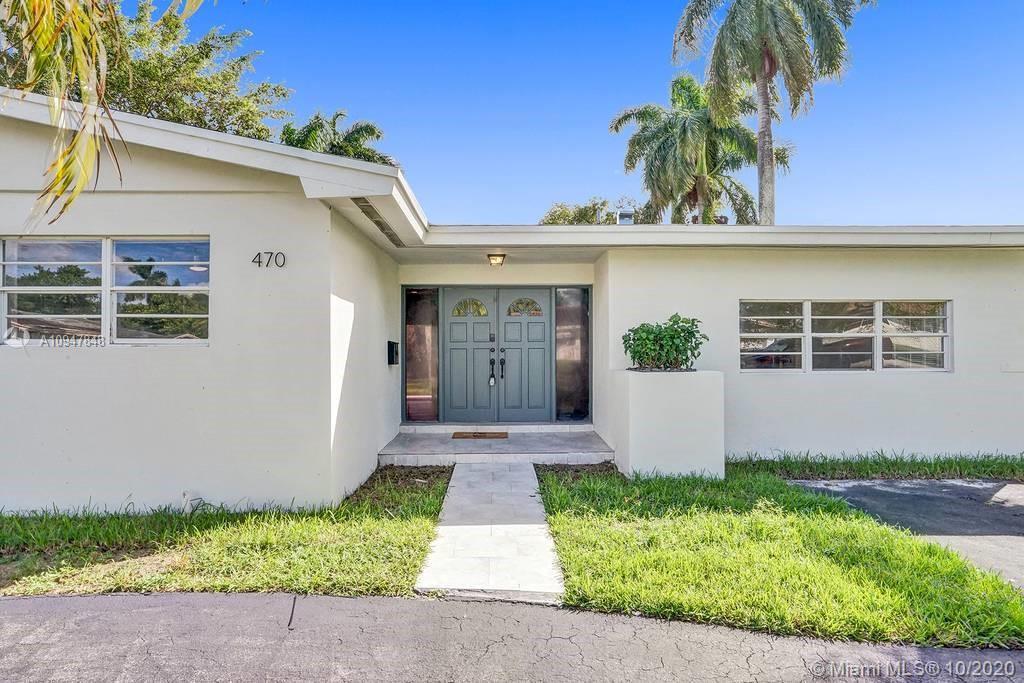 470 NE 145th St  For Sale A10947848, FL