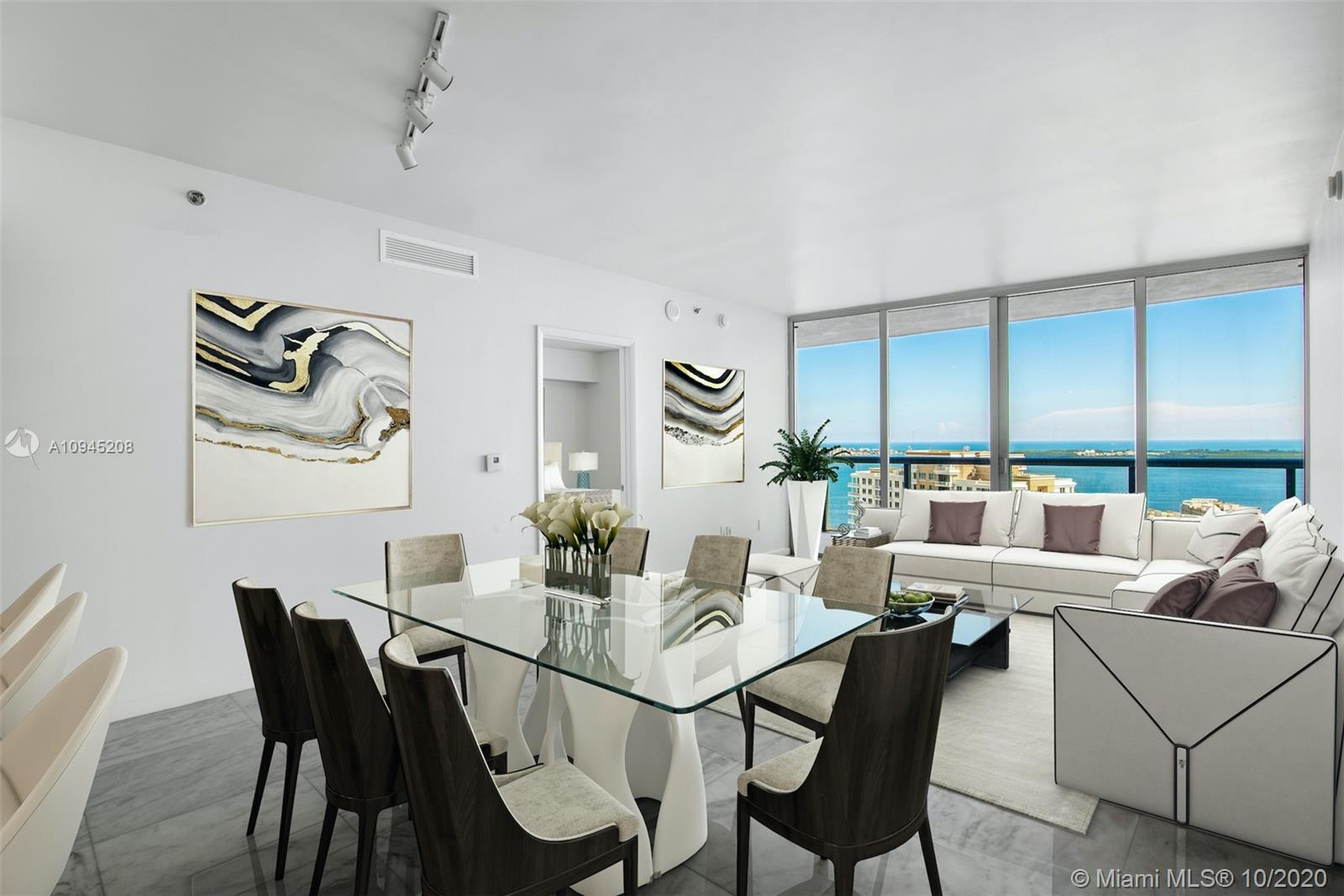 465  Brickell Ave #3505 For Sale A10945208, FL
