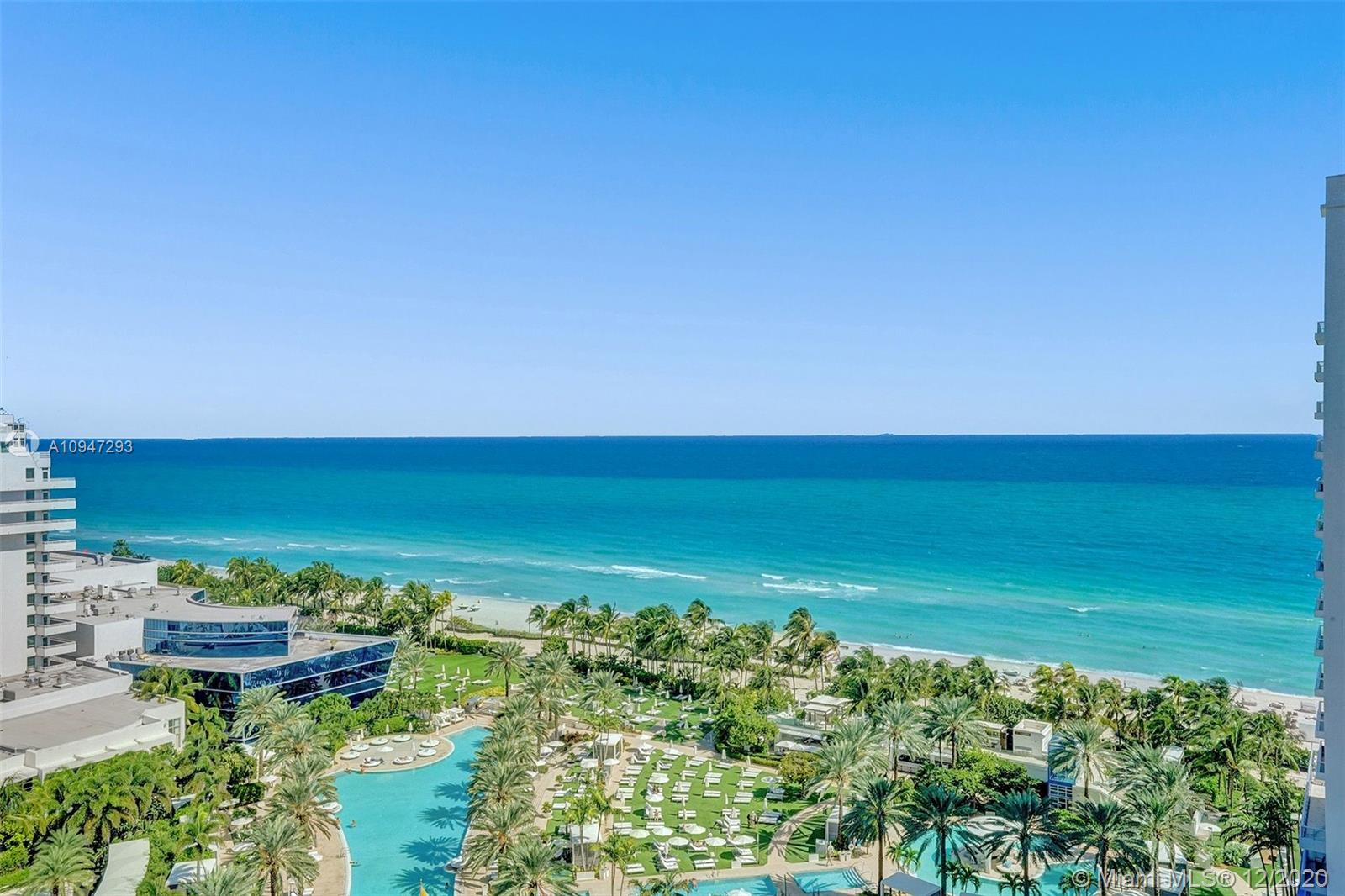 4401  COLLINS AVE #1605/1607 For Sale A10947293, FL