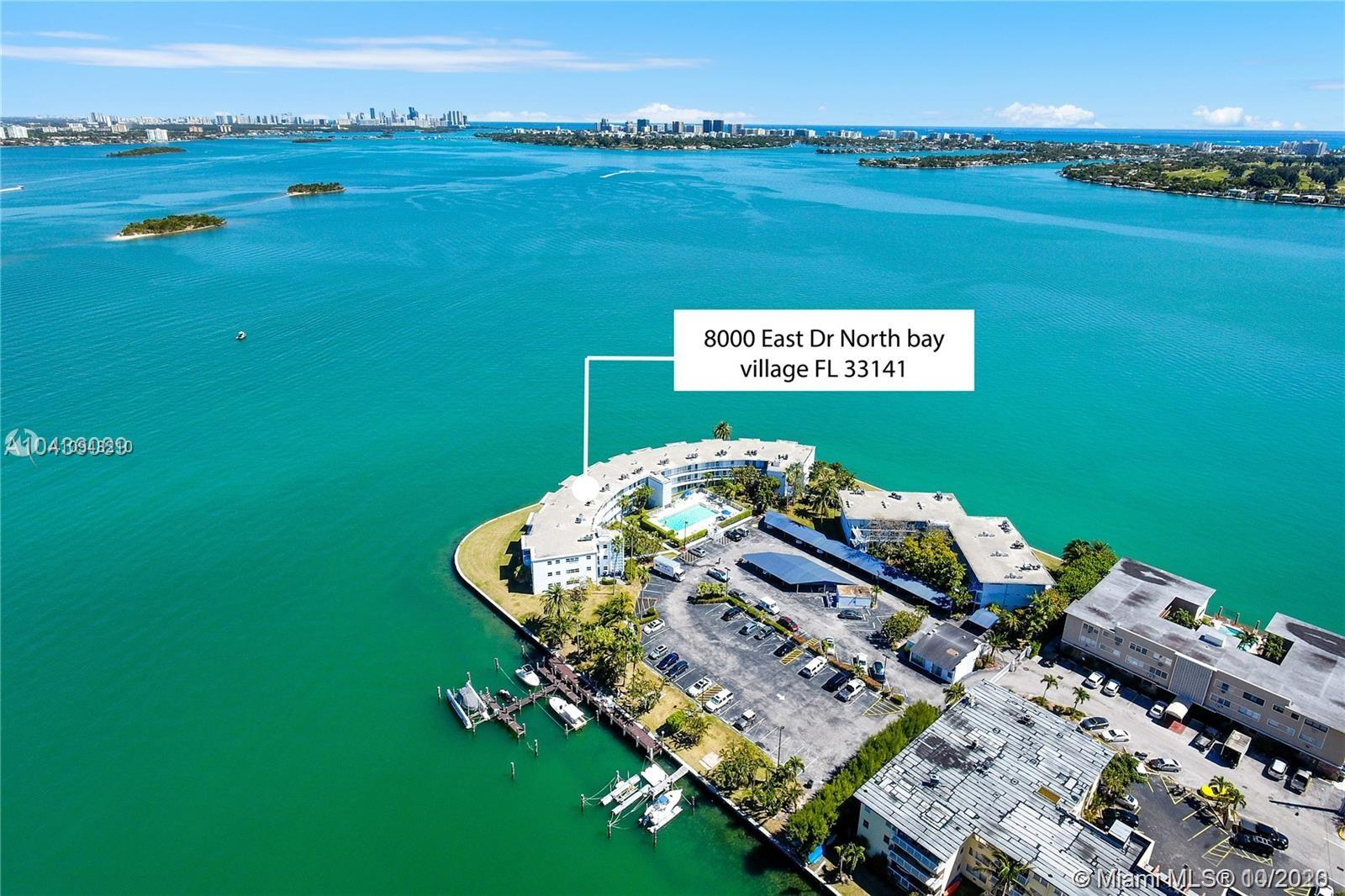 8000  East Dr  For Sale A10948210, FL