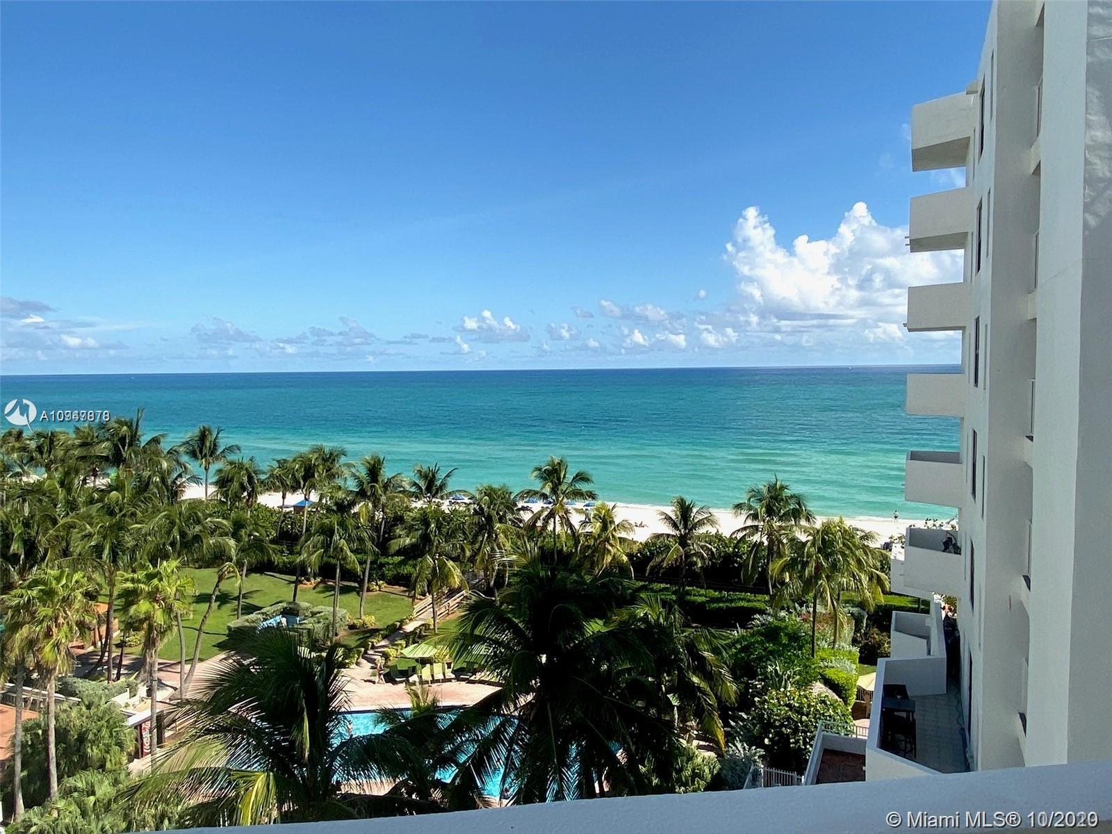 4301  Collins Ave #807 For Sale A10947878, FL
