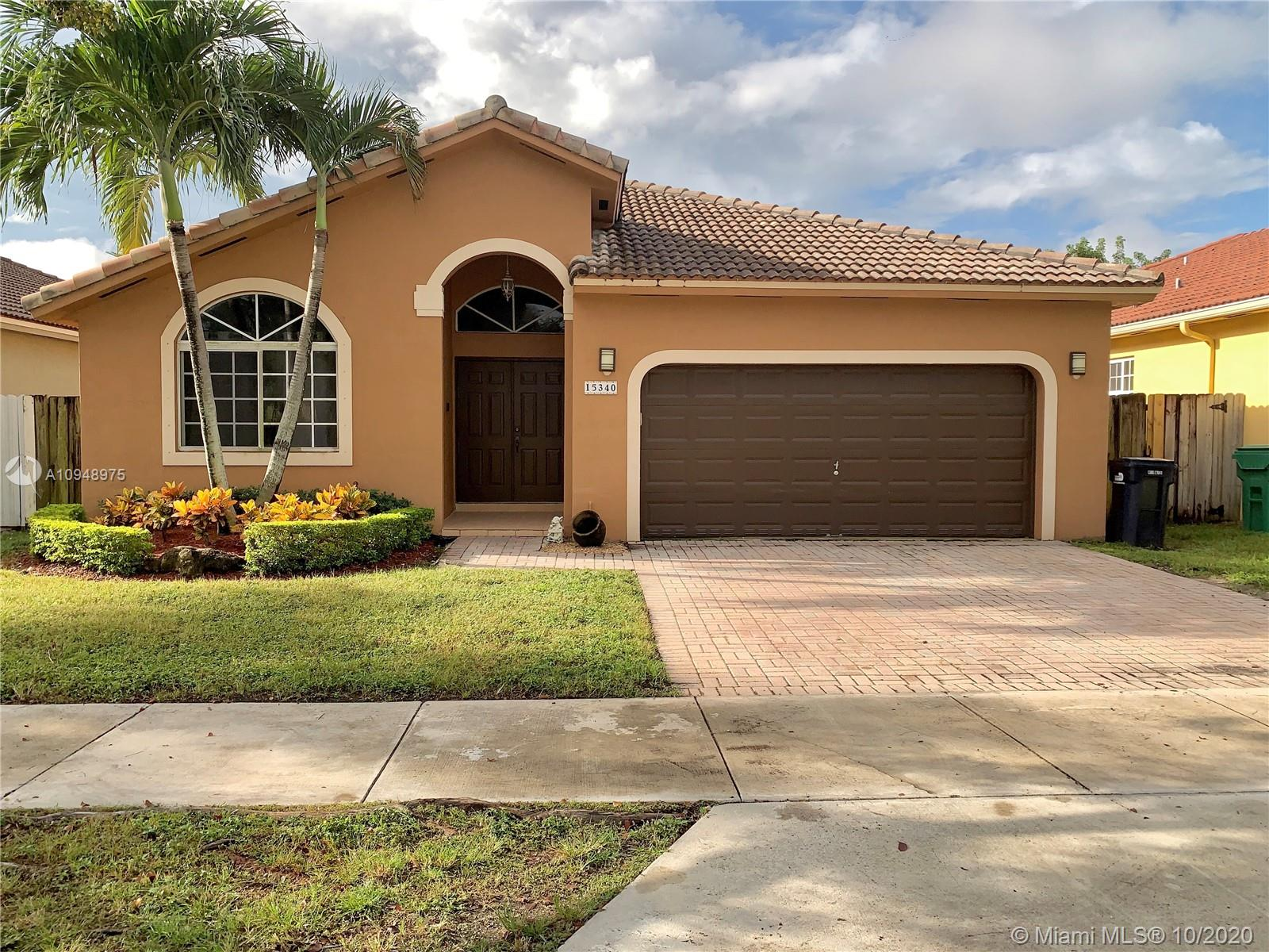 Details for 15340 32nd Ter, Miami, FL 33185