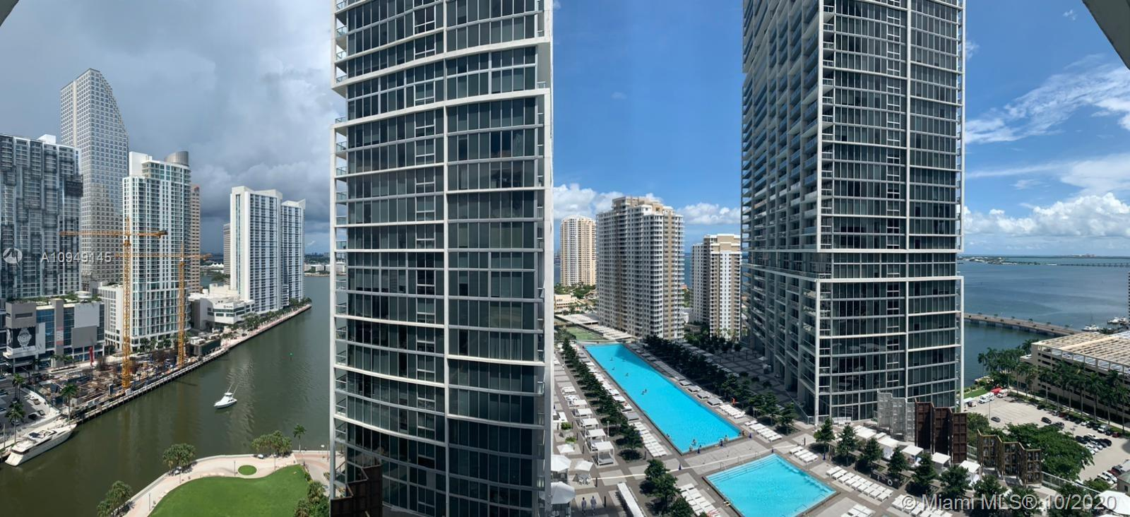 OWNER FINANCING!! EASY TO APPLY!! Downpayment:$300,000 HIGH INCOME!! PAY THE MORTGAGE+HOA+TAXES. READY FOR INVESTORS!! AIRBNB PERMIT!! THIS IS IT! BEAUTIFUL APARTMENT BAY VIEW AND SCENIC ICON POOL ....Do not miss the Opportunity to enjoy the best tourist and working location in BRICKELL JUST seconds from Downtown Miami AND MIAMI BEACHES. 1 bed/1 bath in the famous W HOTEL /Viceroy Residence, apart from enjoying a good location. Walking distance to the best restaurants and bars offered by the NEW BRICKELL CITY CENTER, Mary Brickell of Village. Incredible View of the Miami RIVER, POOL, AND OCEAN . 5 Star amenities, pool, Spa, fitness Center, Restaurant, concierge and Rooftop nightclub.