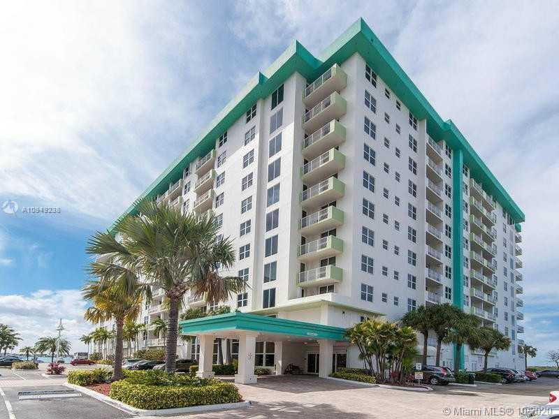 10350 W Bay Harbor Dr #7N For Sale A10949238, FL