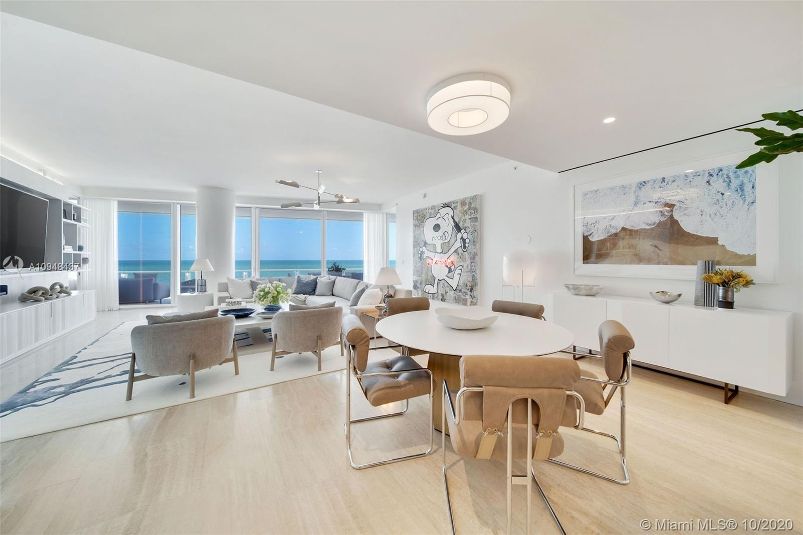 9001  Collins Ave #S-709 For Sale A10948437, FL