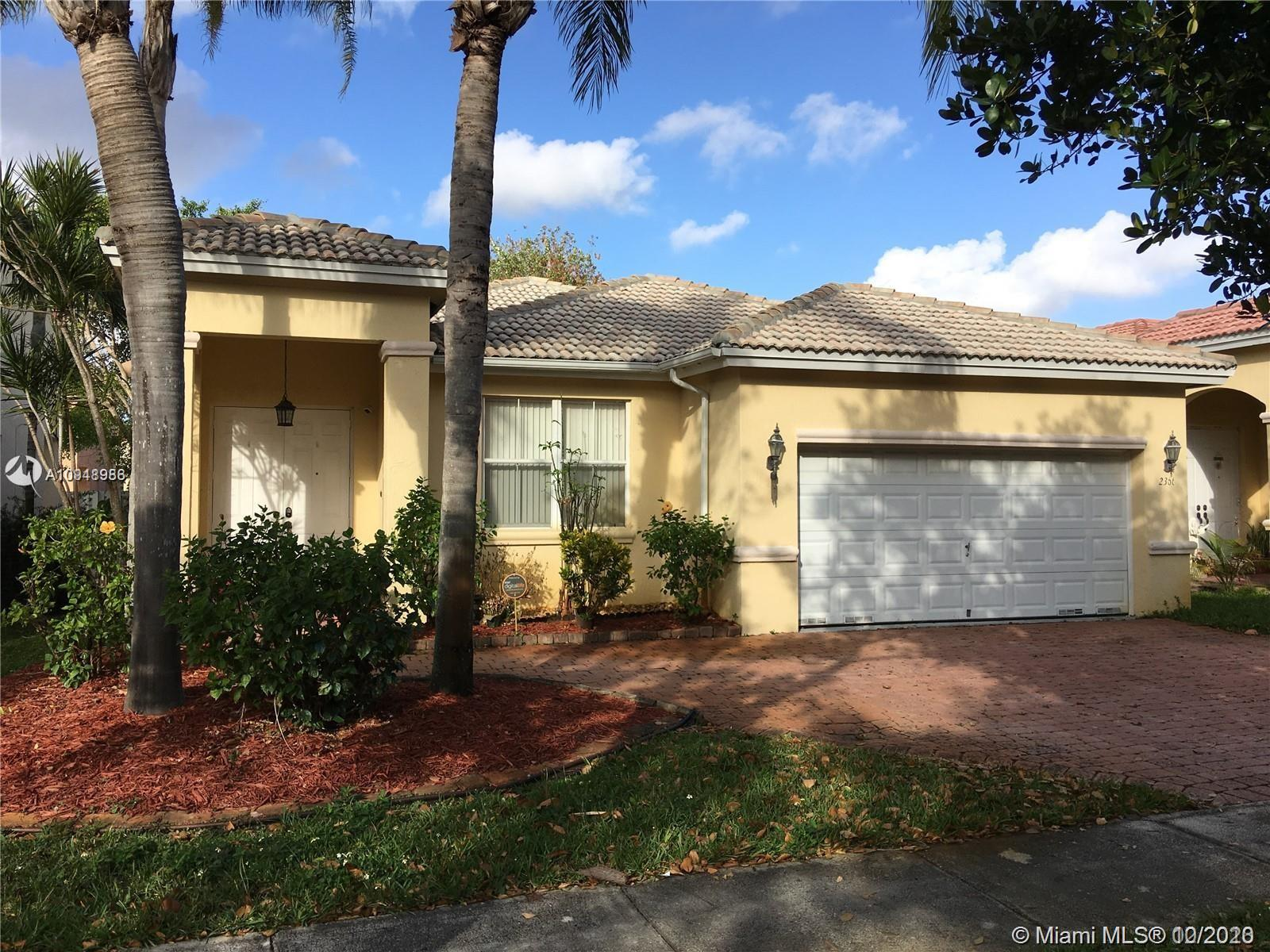 Details for 2366 125th Ave, Miramar, FL 33027
