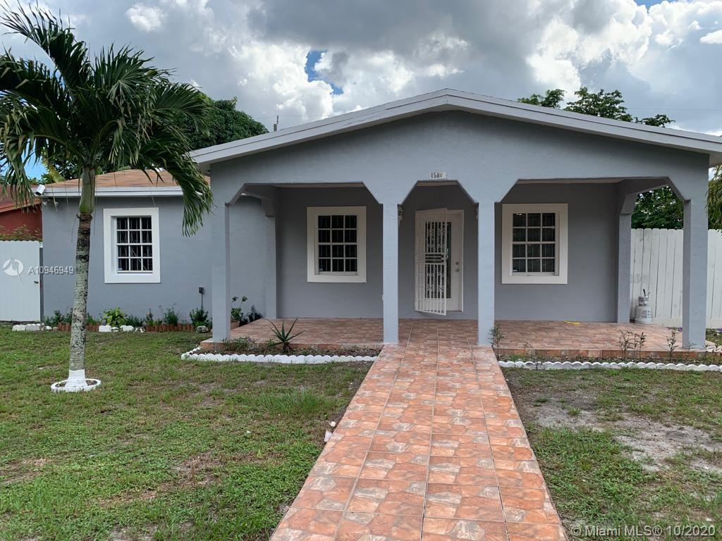 1580 NW 127th St  For Sale A10946949, FL