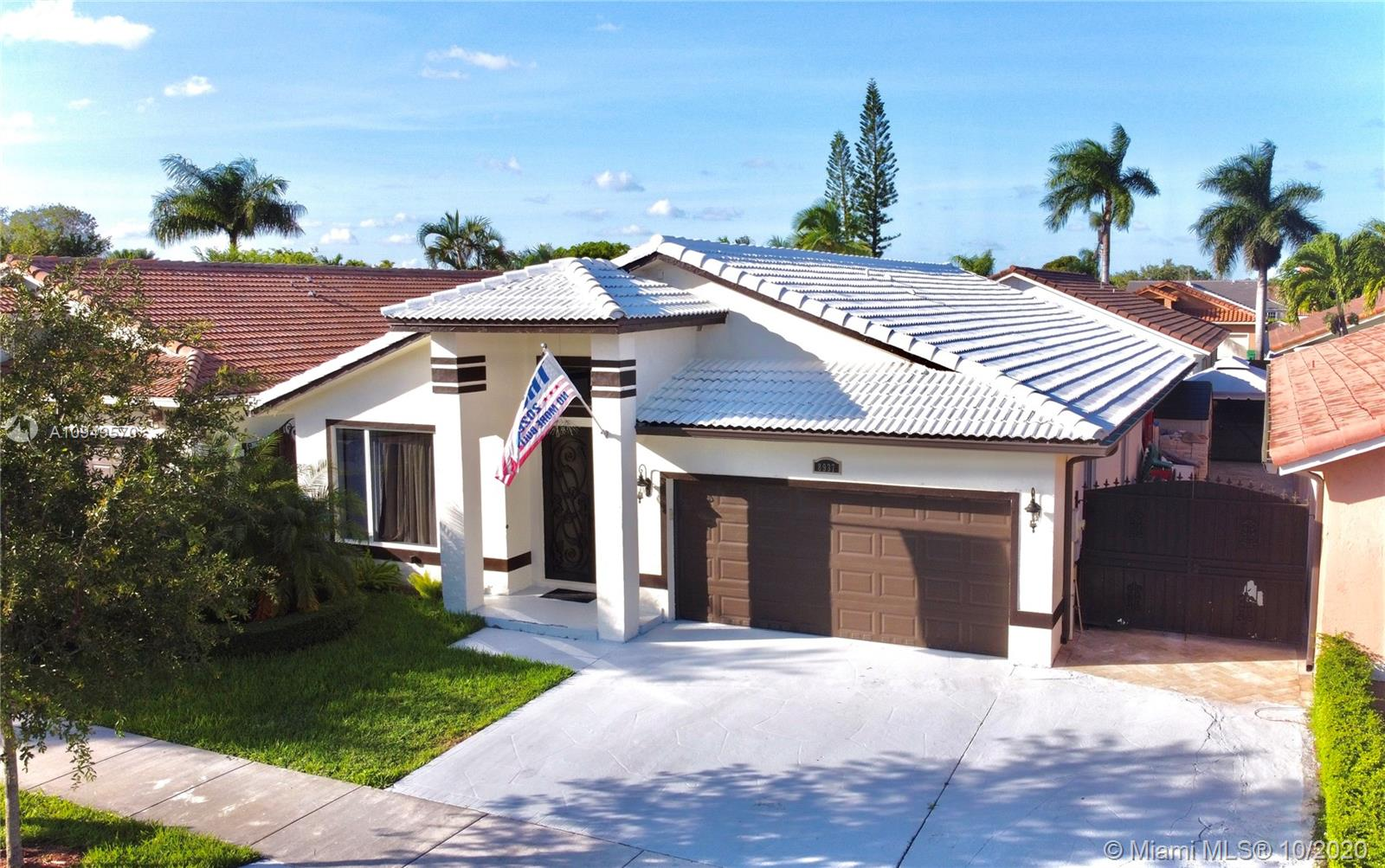 8937 NW 146th Ter  For Sale A10949570, FL