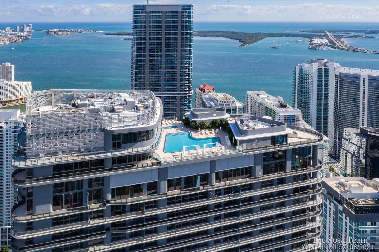 1000 Brickell Plaza Unit 3001, Miami, Florida 33131