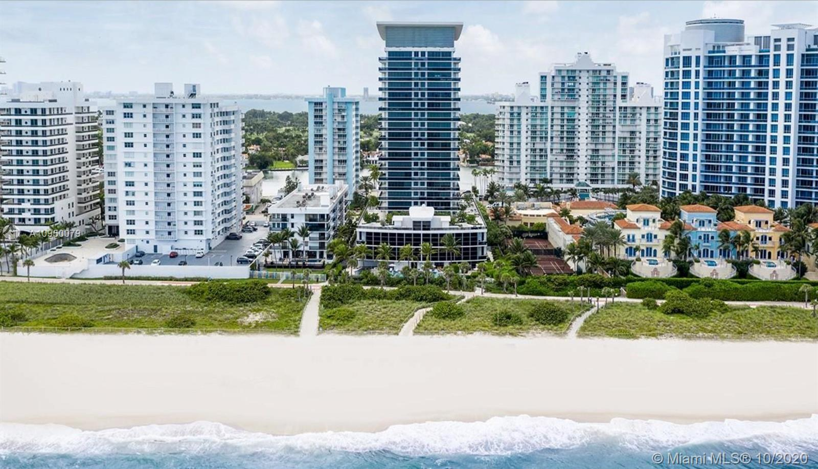 5875  Collins Ave #605 For Sale A10950079, FL