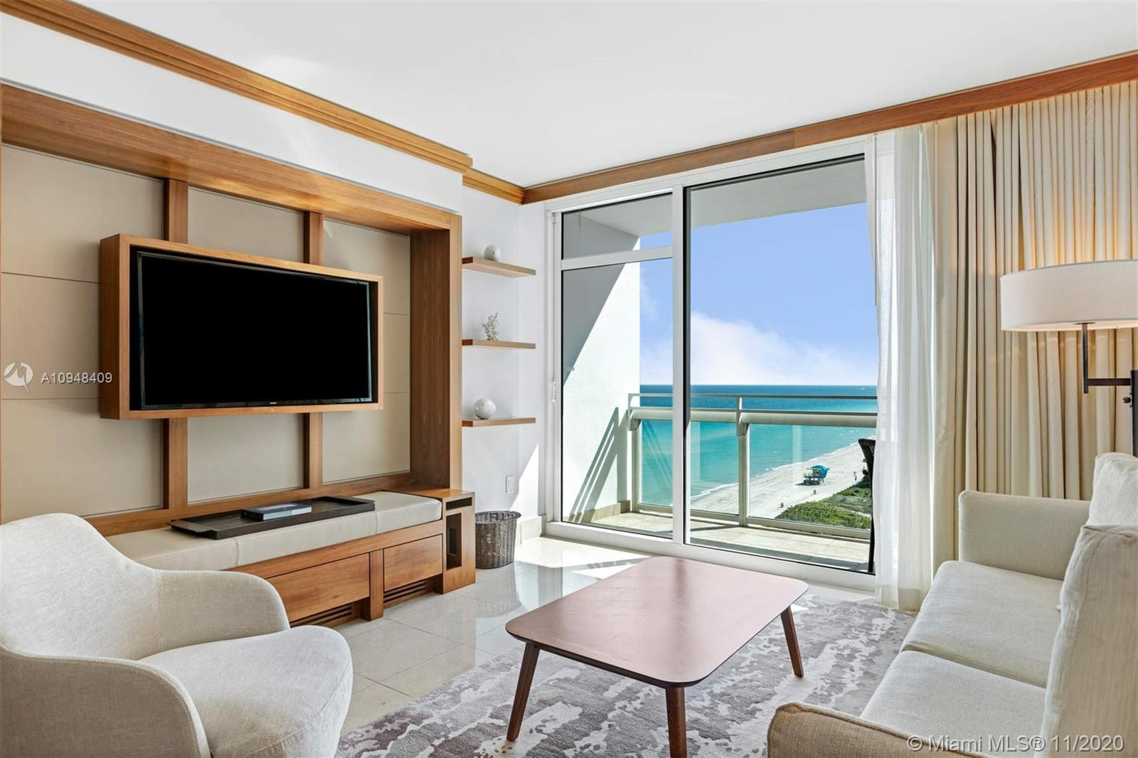 6801  Collins Ave #920 For Sale A10948409, FL