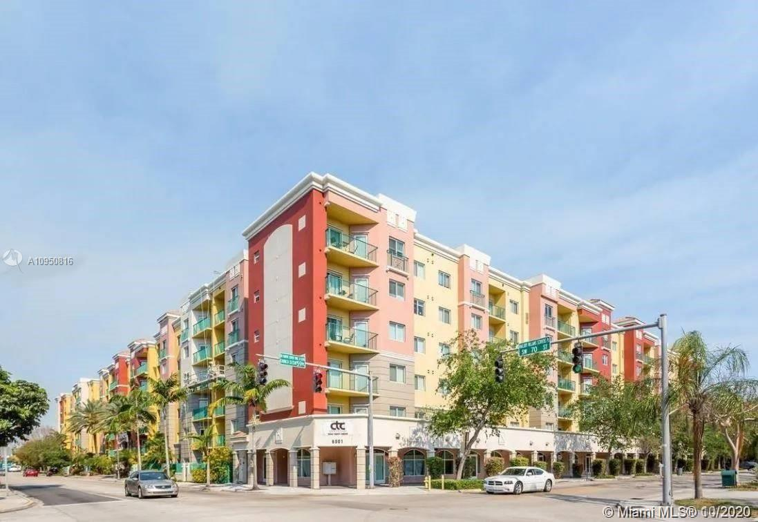 Gorgeous Updated 4 Bedroom with 3 Full Bathroom Condo in the most desirable location in all of South Miami.  Walking distance to the shopping, dining, and entertainment of the Sunset District.  3 Miles to Coconut Grove, 4 Miles to Coral Gables and Brickell.  Spacious unit with 2 Master Suites, lots of light, and a beautiful pool view. The unit comes with 3 assigned parking spaces.  Perfect condo for a single professional or a couple that wants more square footage than Downtown Miami provides.    *Investors* - This property can be purchased with a tenant offering a very generous cap rate of 8%.  Detailed investment analysis can be provided upon request.