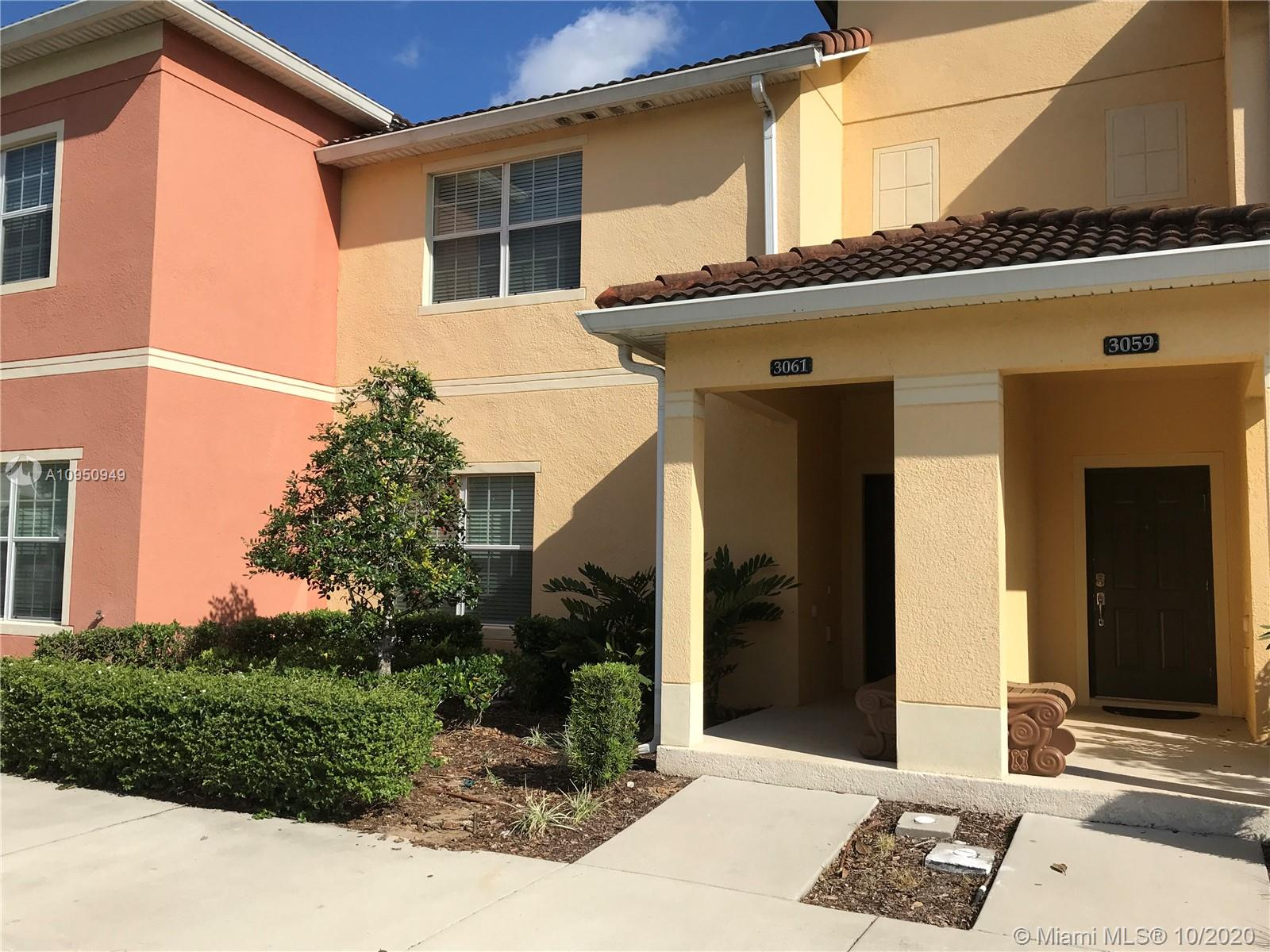 Details for 3061 Beach Palm Ave  3061, Kissimmee, FL 34747