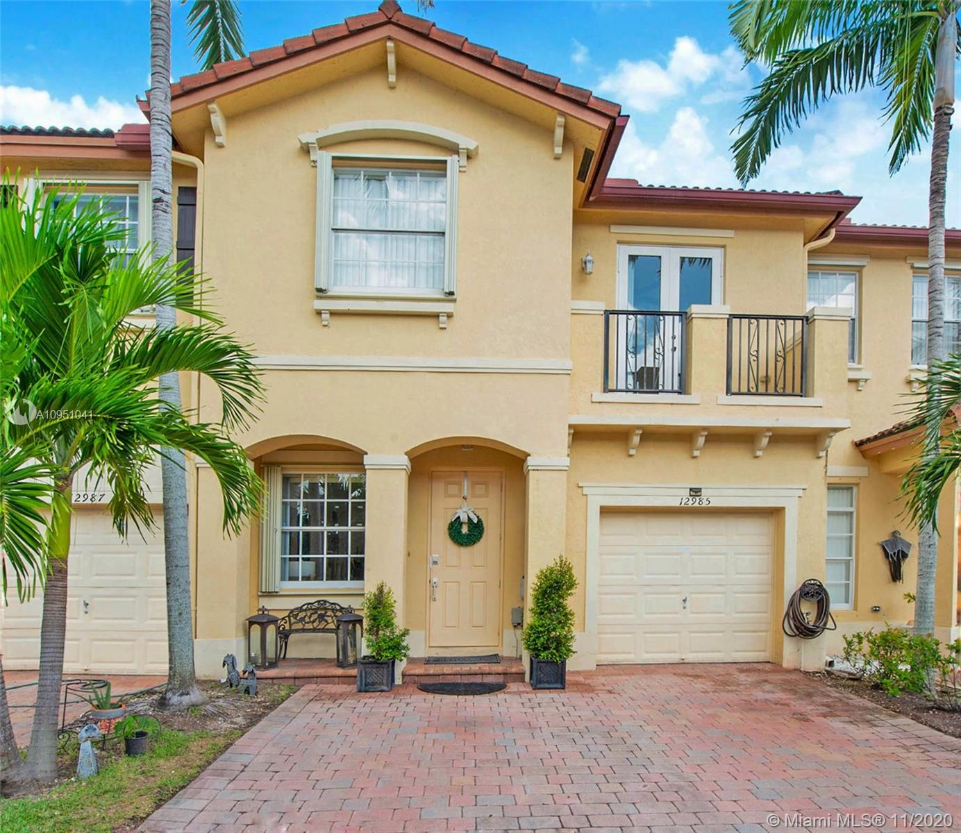 12985 SW 133rd Ter  For Sale A10951041, FL
