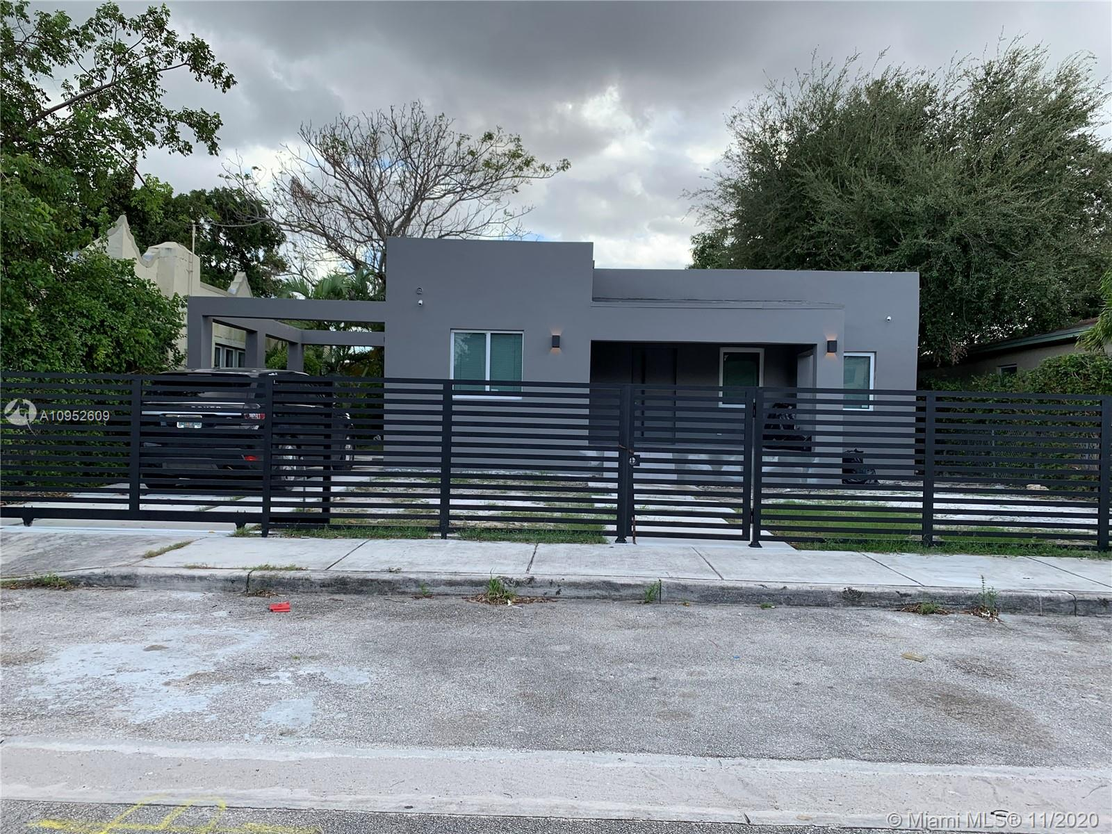 ALL COMPLETE REMODELED HOME, BETTER THAN NEW, INCLUDE TOP OF THE LINE FINISH, ALLN NEW APPLIANCES, ROOF, BATHS, ELECTRIC, PLUMBING, FLOORS ETC.  MODERN MINIMALISTIC DESIGN, IMPACT WINDOWS, SMART HOME: LED LIGHTS, SOUND SYSTEM, ALARM, LOCKS, SECURITY VIDEO SYSTEM, AC ETC. 