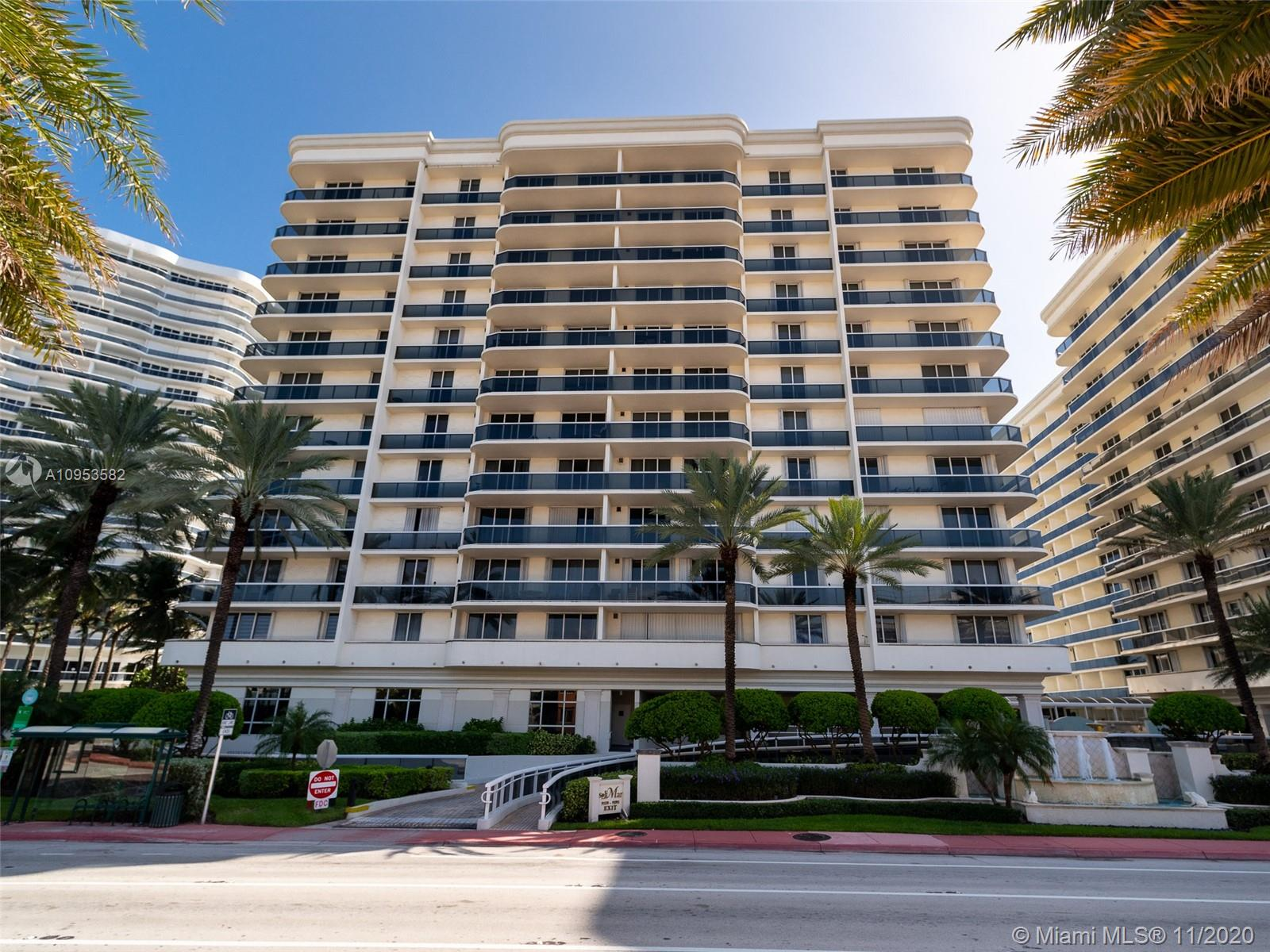 9559  Collins Ave #S-102 For Sale A10953582, FL