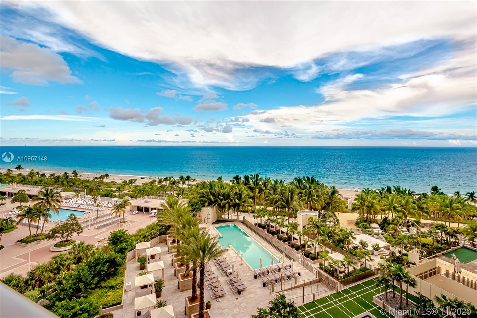 9703  Collins Ave #1001 For Sale A10957148, FL