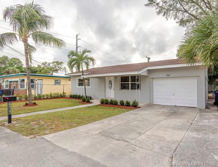 *SHOWINGS BY APPT ONLY SATURDAY 2/13 12-2PM!* Location! Location! Location! This fantastic gem is positioned just South of Wilton Manors and North of Fat Village Art Walk. Picture yourself entering this versatile duplex that has been fully remodeled or can be utilized as 3/2 single family home. GREAT opportunity for investor or family that is looking for a home to grow into. Incredible opportunities to save you money: Tenant month-month, Roof - 2017, AC - 2019. Utilities are split - tenants can pay separately through website. You have options: 2/1 and 1/1, covered by a wall partition that could be removed to a 3/2.  Upgrades include kitchen, bathroom, flooring, and appliances. Large lot in a great location! Ready to tour? Call today!