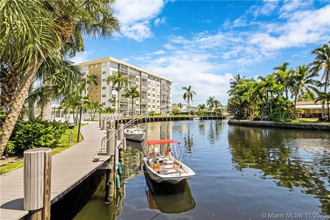This meticulously kept 2-bedroom home in the fantastic gated community of River Shores will not last long. Minutes to the action on Wilton Drive, to the beach, and to shops and restaurants. Community offers private tennis courts, large resort style heated pool, gym, and clubhouse. Free boat dockage. Low maintenance includes high speed internet and direct TV. Great opportunity for investors, can be rented immediately. This is a pet friendly community. Best value in the Wilton Manors area today!