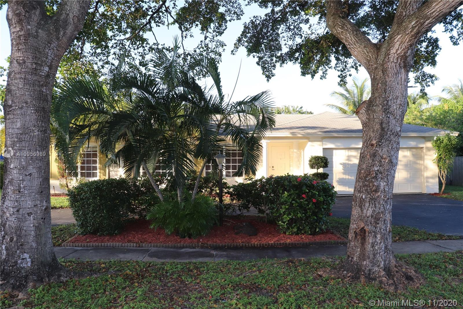 AS IS, wonderful 4/2 home in a great family oriented Plantation Park neighborhood walking distance to Plantation Heritage Park.  This home features four spacious bedrooms and a small office.  The backyard is large enough for a pool, outdoor kitchen and entertainment.   Very good schools, near Whole Foods, and easy access to 595 and the Turnpike are other attractive features of this neighborhood.  No HOA fees are required.  This is a must see home and will sell fast.  Easy to show.  Proof of funds is required for an all cash purchase and DU approval or preapproval is required.  Home is vacant and easy to show.  REALATORS:  Please have your clients wear a mask at all times and use the hand sanitizer.